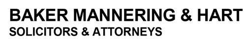 Baker & Hart Logo